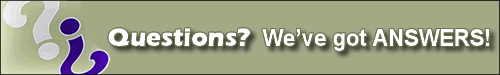 Questions and Answers Banner Ad